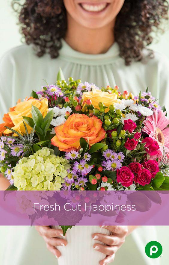 Brighten their day with a premium bouquet.