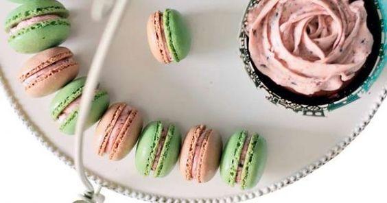 Os macarons são as novas vedetes das festas mais badaladas. Além de encantar os olhos e o paladar, eles rendem mais de R$ 1 mil ao mês. Aproveite!