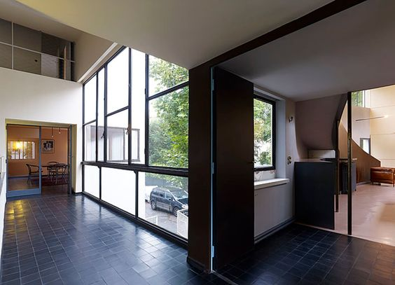 Salon du0027inspiration Le Corbusier Architect - Le Corbusier - schlafzimmer nach maß