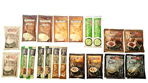 Singapore Instant Coffee Variety Pack 10 Flavors 20 Sticks Click Image For More Details Coffee Varieties Instant Coffee Soluble Coffee
