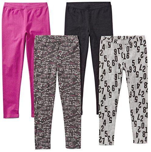 Spotted Zebra Girls 5-Pack Leggings