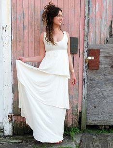 Radha Fountain Long Dress