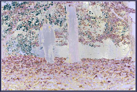'standing alone' von Rudolf Büttner bei artflakes.com als Poster oder Kunstdruck $18.02