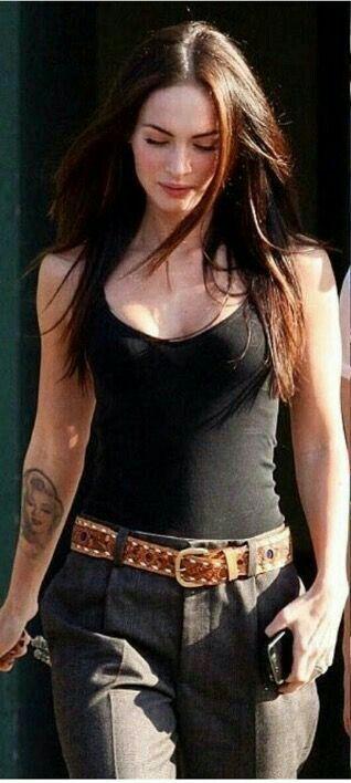 Pin On Megan Fox Style