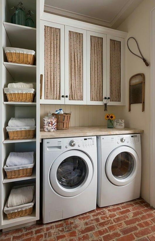 20 Farmhouse Laundry Rooms To Drool Over Rustic Laundry Rooms