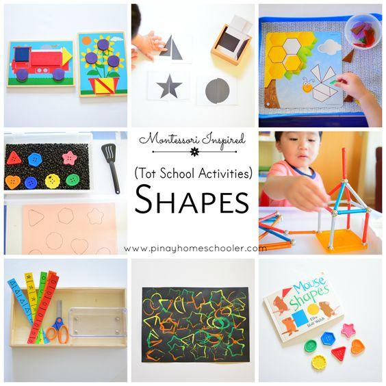 ShapesTotSchool