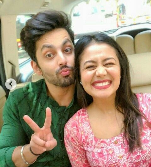Too Cute Neha Kakkar Cute Couples Goals Cute Couples