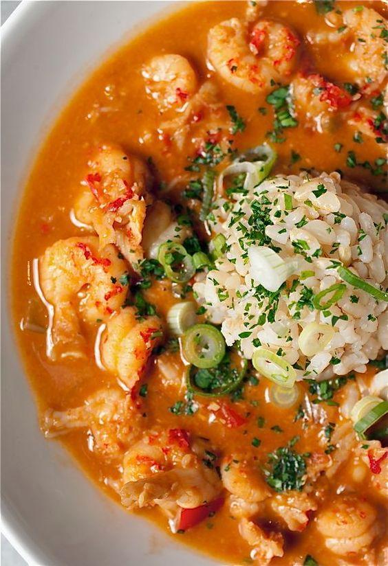 Antoine's Ecrivisses Cardinal ~  Recipe courtesy of Chef Michael Regua of Antoine's, New Orleans: