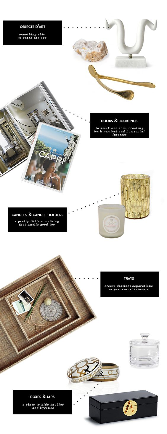 Summer Styling Series: The Basics - Earnest Home co.: