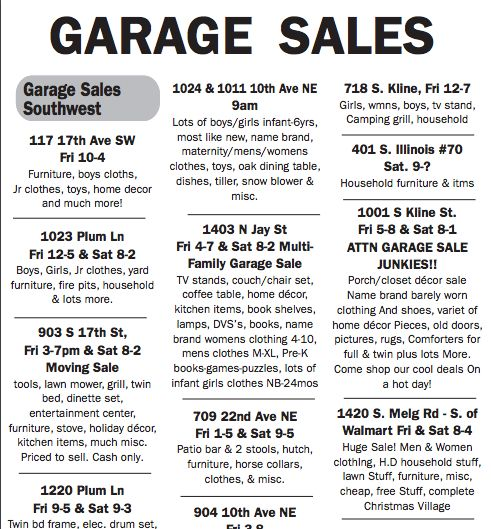 Garage Sale Listings Http Undhimmi Com Garage Sale Listings 4552 13 12 Html Garage Garage Sales Oak Dining Table