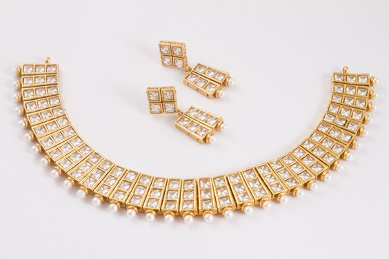 Ethnic necklace-004