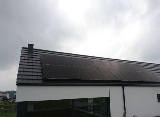panele fotowoltaiczne - systemy dla domu