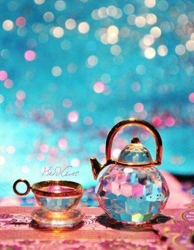 Cool tea set