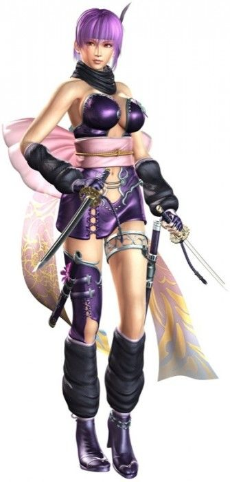 Ninja Gaiden - Ayane - Ninja Gaiden