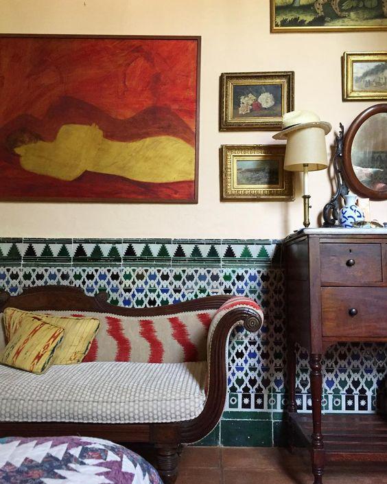 Sundays in Spain... #inspiration #interiors #interiordesign #percaline #jaimeparlade #alcuzcuz
