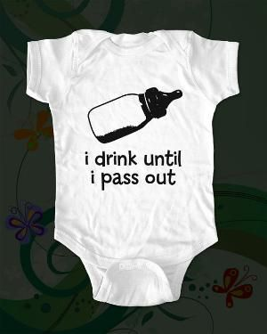 Funny baby gift!
