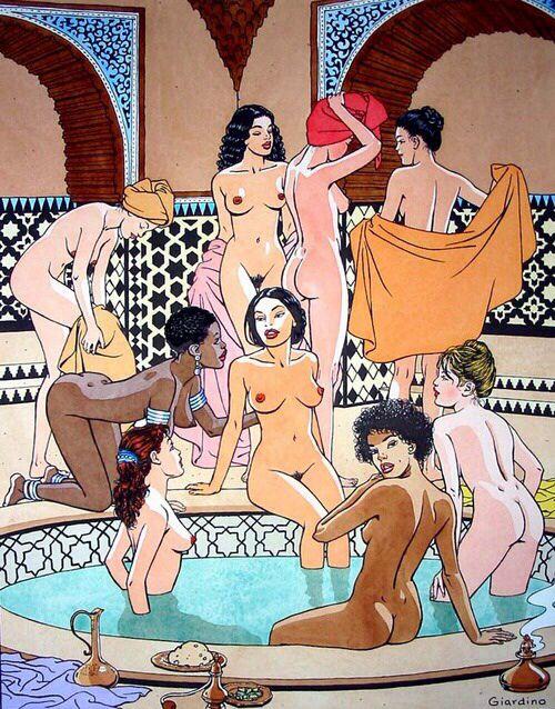 Doubt it. Met art sex cartoon mistake can