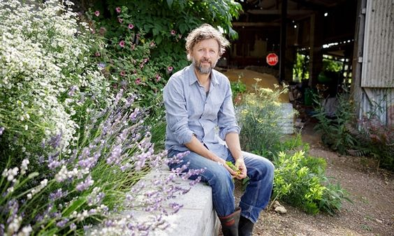 Pastures new: Dan Pearson's journey from city to farm | Life and style | The Guardian