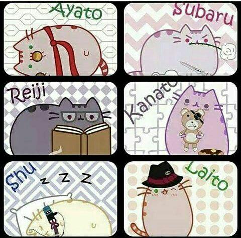 Diabolik Lovers lol I love this anime