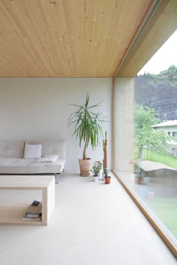 Juri Troy Architects, single family home in Austria | Remodelista