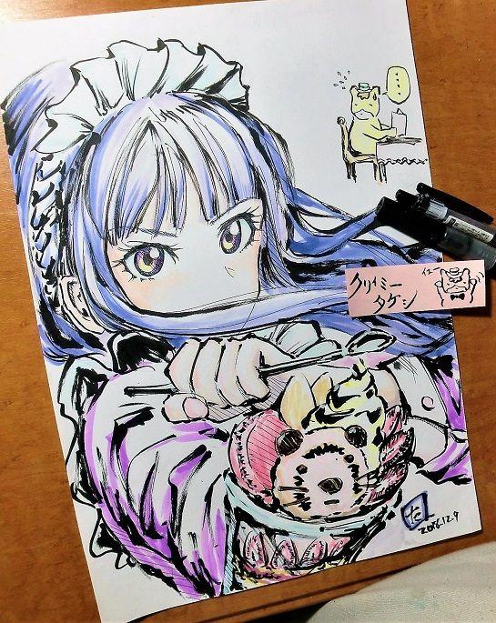 イラスト 筆 ペン 【漫画やイラストにもおすすめ!】大人気の筆ペンのランキング10選