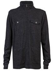 Velvetmen - Donald zip sweater