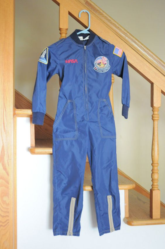 nasa jumpsuit blue - photo #28
