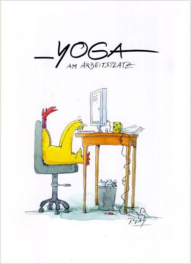 Yoga-Huehner