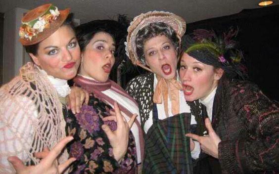 My Fair Lady Rachel Coloff n gang