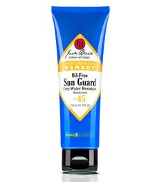 Jack Black - Oil-Free Sun Guard Very Water Resistant Sunscreen SPF 45