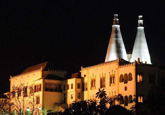 Palácio Vila Sintra, Portugal, foto de Emília Reis