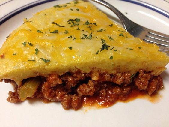 Sloppy joe casserole, Sloppy joe and 21 days on Pinterest