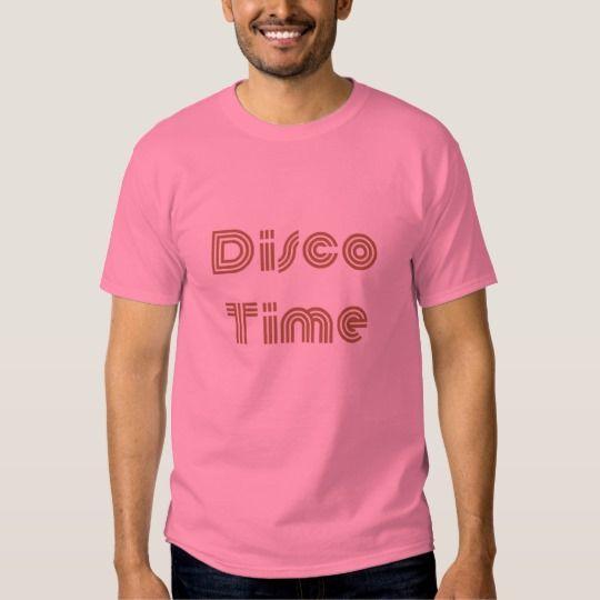 Disco Time Shirts