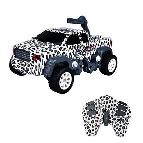 Rc Cartoypark Electric Remote Control Deformation Monster Car 2 In 1 Toy Hobby Model Rc Vehicles Toys For Kids Find Out Even More Monster Car Toys Rc Cars