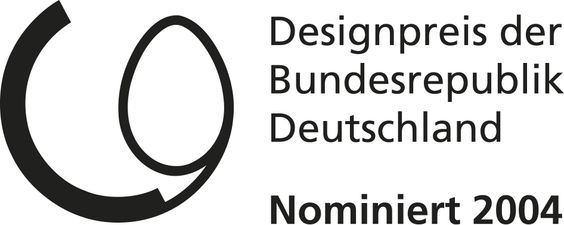 DESIGNPREIS der Bundesrepublik Deutschland / AWARD WINNER('s) 2004 CROSSLIGHT / D2V2 / 12-25 DARK