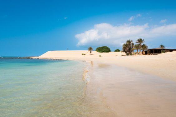 Las playas mas visitadas en África