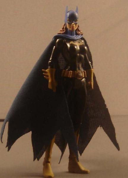 DCSH Batgirl (DC Superheroes) Custom Action Figure