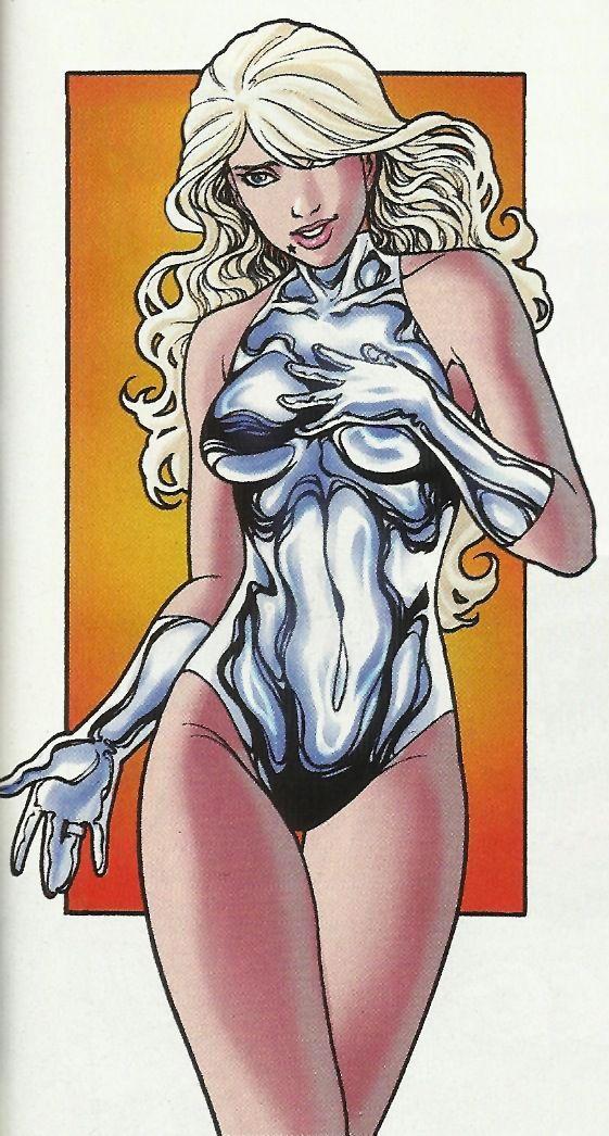 Naked Legion Of Superheroes 55
