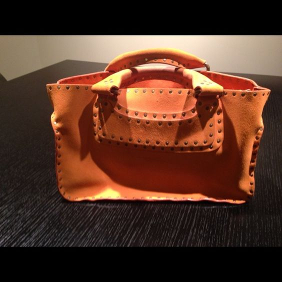 authentic celine hand bag in excellent condition