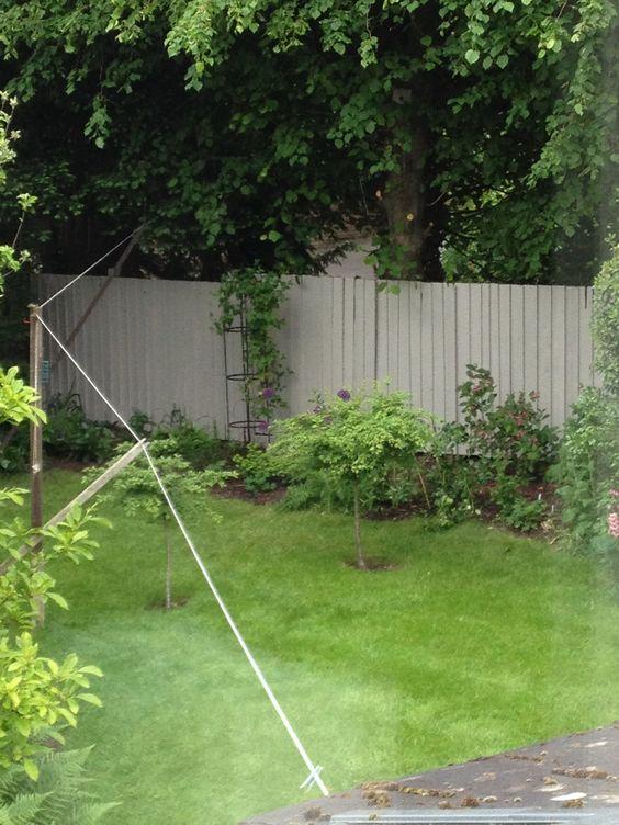 Fence Makeover With Cuprinol Shades Muted Clay Garden Pinterest Shades