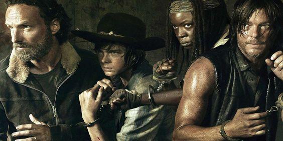 The Walking Dead : Premier trailer; Saison 5