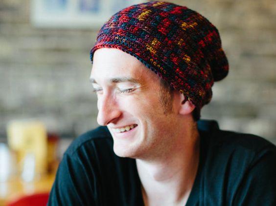 Franklin Street Beanie Crochet Pattern Instant by TheFireflyHook