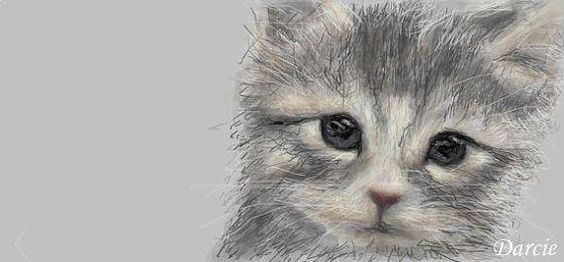 Custom Artwork by DarcieDrawing on Etsy, $250.00