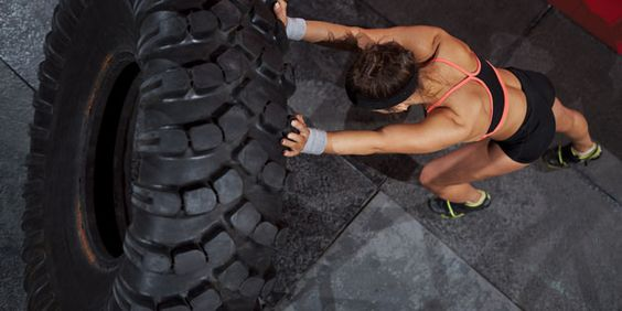 Tires and sandbags and tubes, oh my! How odd object training could make you stronger, more balanced and fitter than ever.
