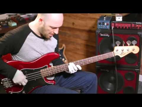Sheddin' Some Minor Grooves on the P Bass /// Scott's Bass Lessons