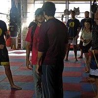Família unida! Cobra vai treinar na academia do Gael