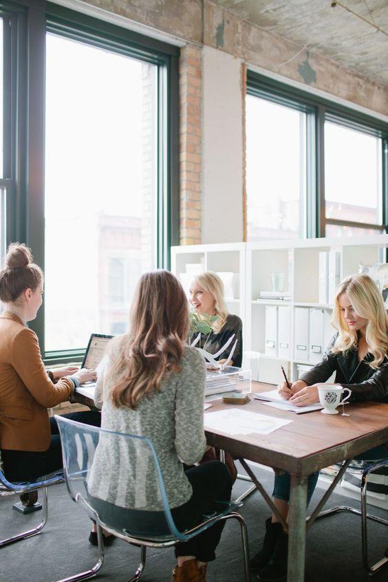 Christina Holm-Sandok of Brand-Architects #career #theeverygirl