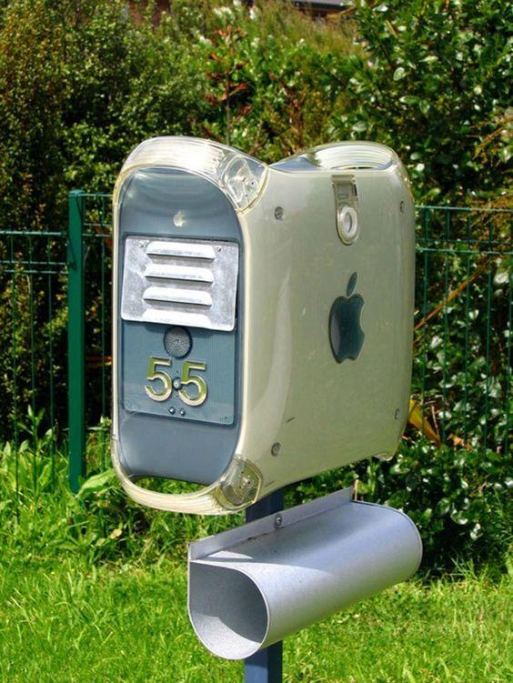 Reuse Mac Mailbox