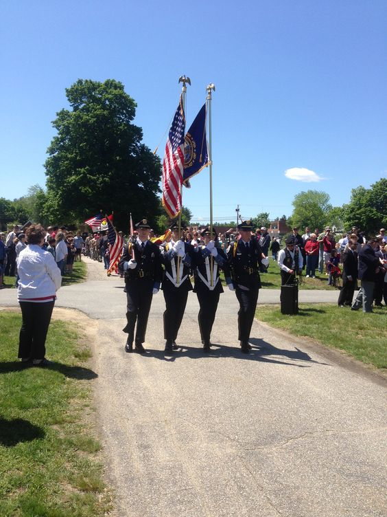 memorial day parade nh