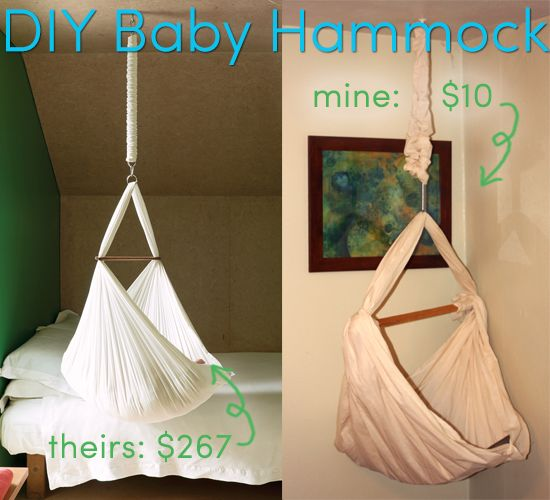 diy baby hammock so making this for our son tutorials pinterest h ngematten selber. Black Bedroom Furniture Sets. Home Design Ideas